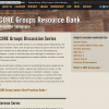 Central Synagogue's Resource Bank for Small Groups